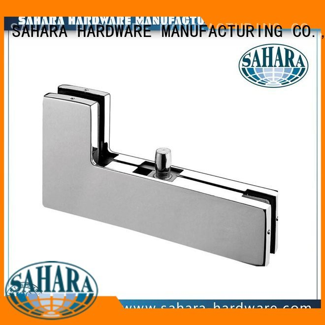 patch fitting glass door GAC for Stainless steel cover fittings