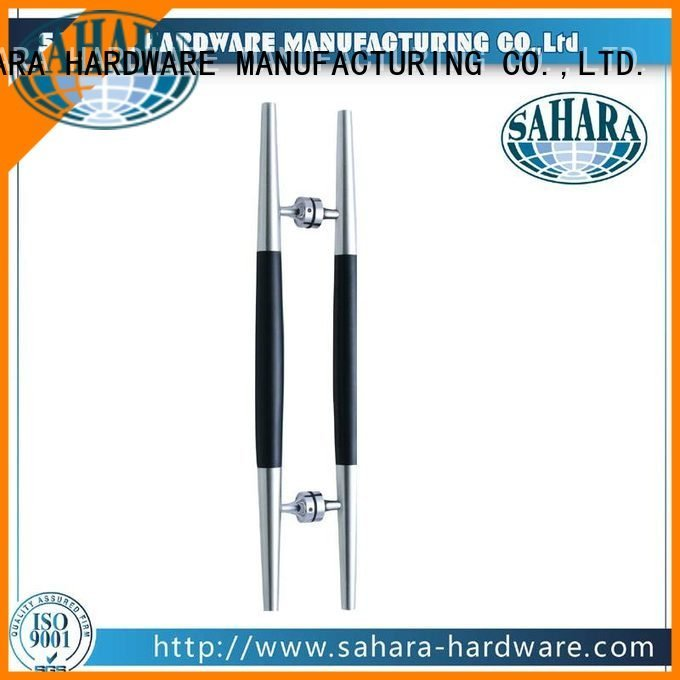 glass handles for doors SAHARA handles for glass doors SAHARA Glass HARDWARE Brand
