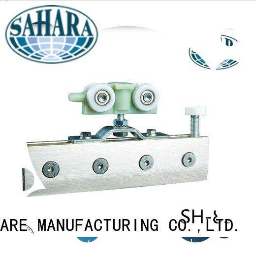 SAHARA Glass HARDWARE Brand ROYMA hydraulic sliding glass door system