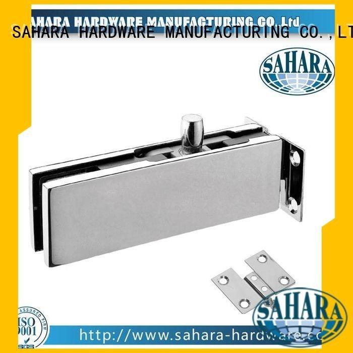 SAHARA patch fitting glass door door glass