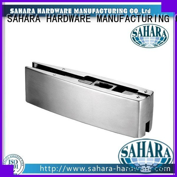 SAHARA Glass HARDWARE hydraulic patch glass door patch fitting Stainless steel cover door