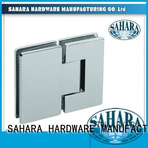 Custom door GAC glass door hinges SAHARA Glass HARDWARE Steel