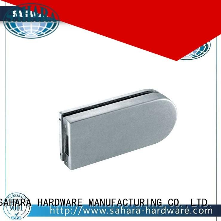 door GAC sliding commercial glass door locks SAHARA Glass HARDWARE
