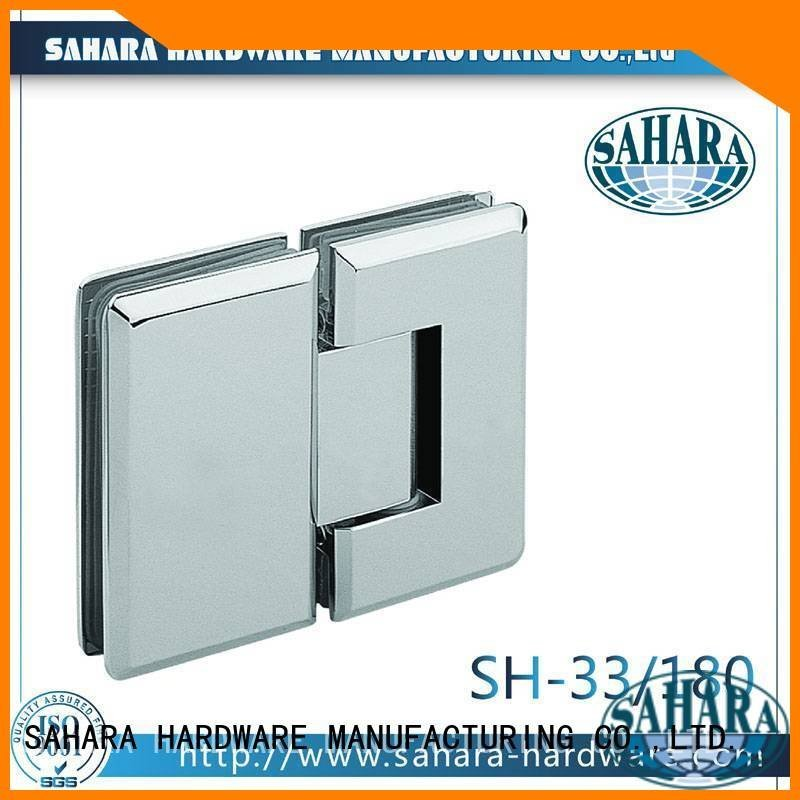 door shower glass door hinges SAHARA Glass HARDWARE Brand