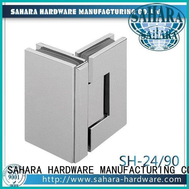 SAHARA Glass HARDWARE glass door hinges China Stainless SAHARA