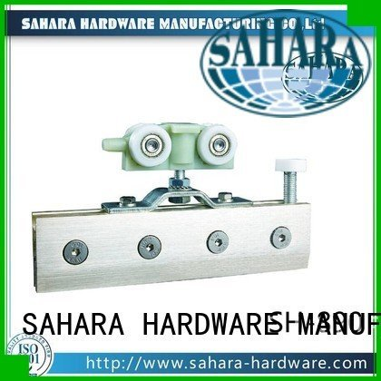 door China SAHARA aluminium SAHARA Glass HARDWARE sliding door systems