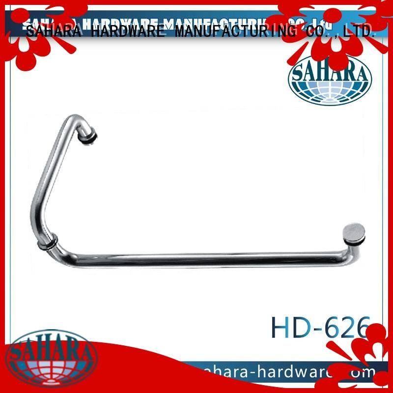 SAHARA Glass HARDWARE Brand Stain PSS glass handles for doors