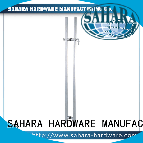 SAHARA Glass HARDWARE Brand China ROYMA glass handles for doors SSS GAC