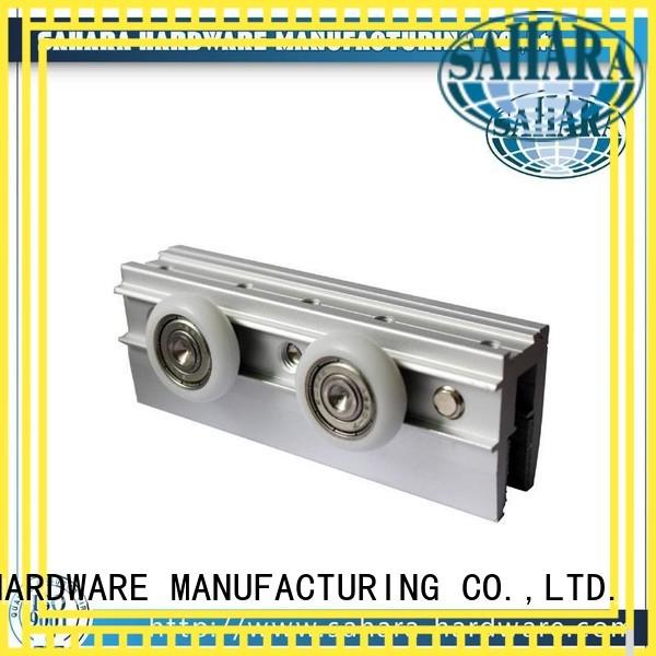Quality SAHARA Glass HARDWARE Brand door sliding door systems