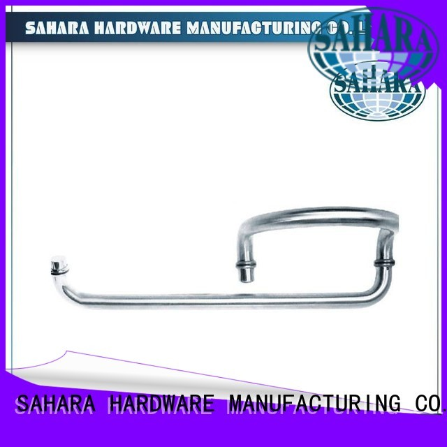 door steel SAHARA SAHARA Glass HARDWARE Brand handles for glass doors supplier