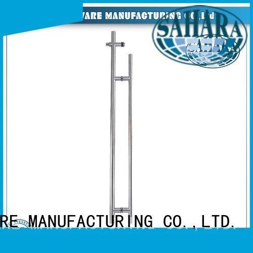 PSS SSS GAC door SAHARA Glass HARDWARE handles for glass doors