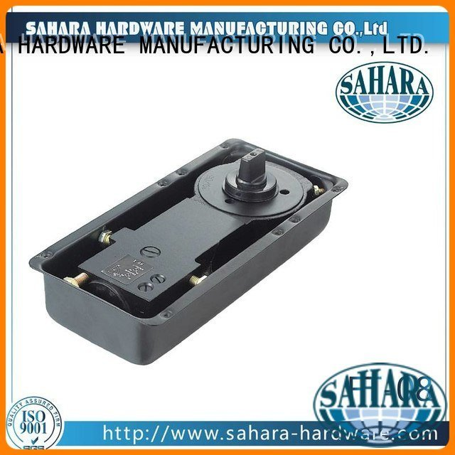 polish patch floor hinge hydraulic SAHARA Glass HARDWARE