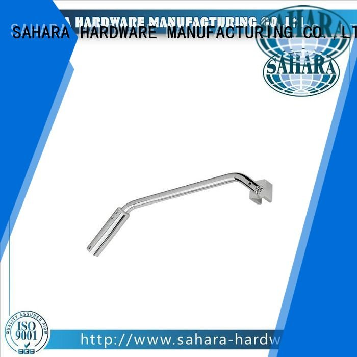 SAHARA Glass HARDWARE Brand glass glass to glass connectors ROYMA SAHARA