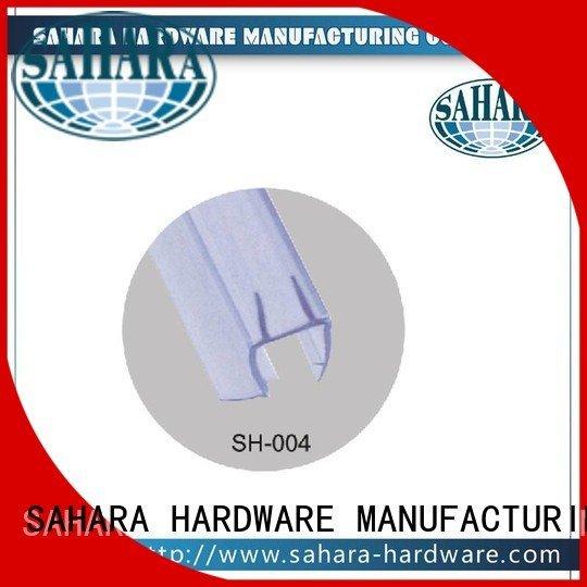 SAHARA ROYMA GAC Door SAHARA Glass HARDWARE pvc shower seal strip