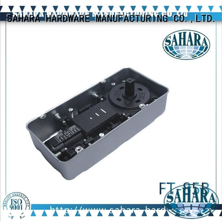stainless oem floor doors floor hinge SAHARA Glass HARDWARE