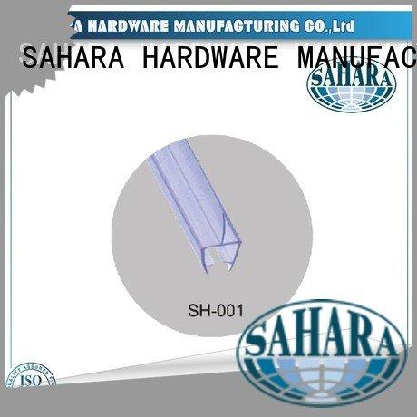 pvc shower seal strip ROYMA Waterproof SAHARA Glass HARDWARE Brand