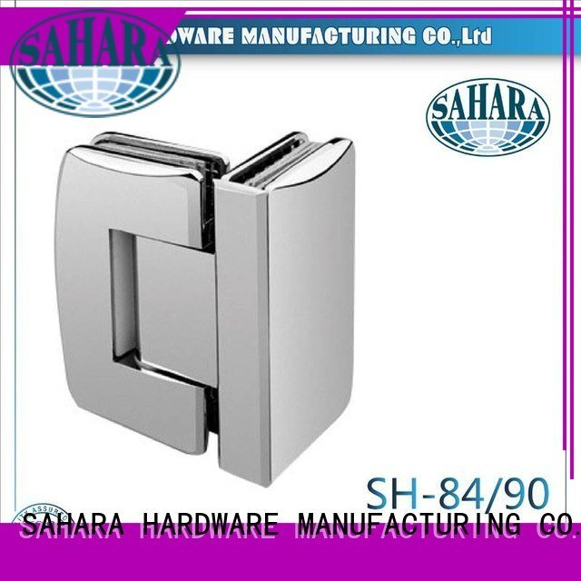 SAHARA Glass HARDWARE Brand bathroom glass glass door hinges frameless GAC