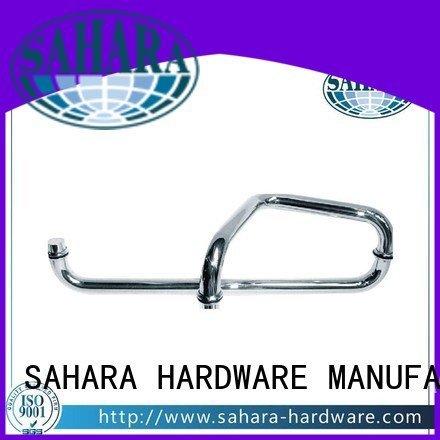 glass handles for doors China SAHARA Glass HARDWARE Brand handles for glass doors