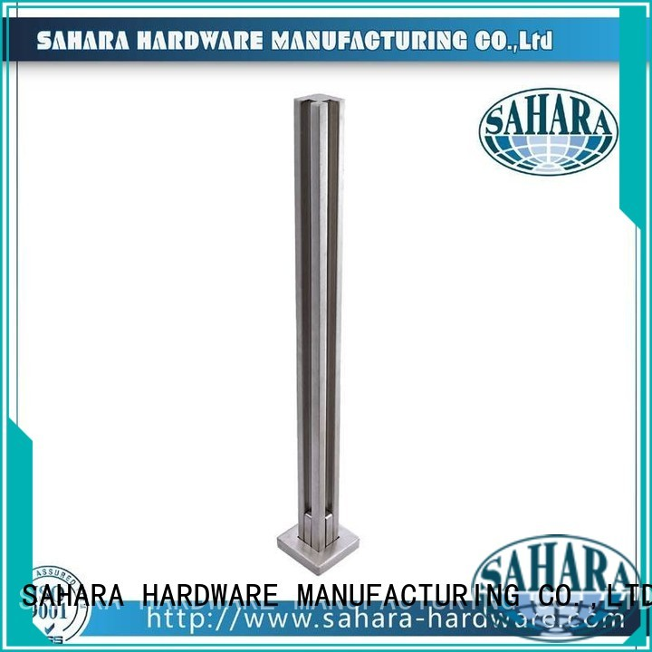 ROYMA shower glass door hinges balustrade SAHARA Glass HARDWARE company