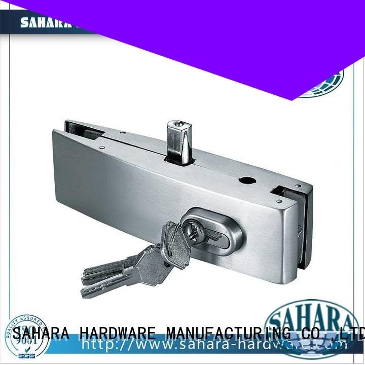 SAHARA Glass HARDWARE Brand China SAHARA door glass door patch fitting