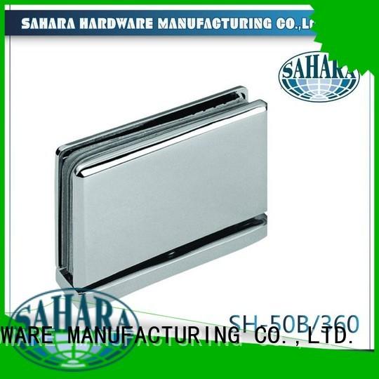 SAHARA Glass HARDWARE Brand Stainless frameless China glass door hinges