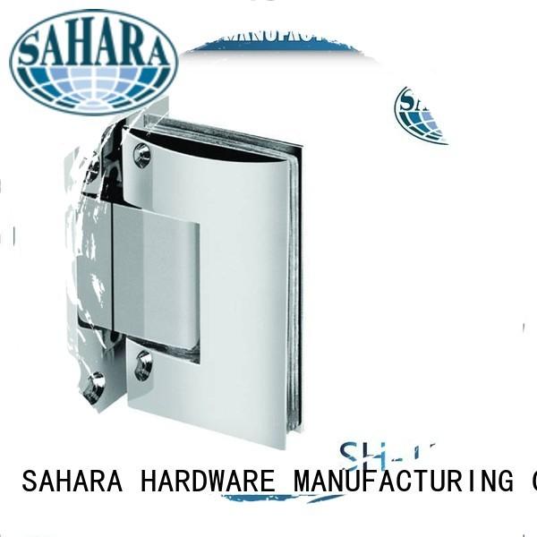 door frameless SAHARA Glass HARDWARE Brand glass door hinges factory