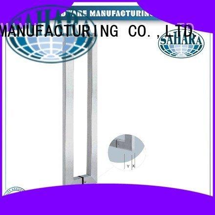SSS handles for glass doors ROYMA SAHARA Glass HARDWARE