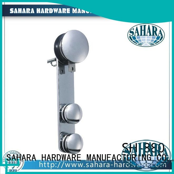 SAHARA Glass HARDWARE sliding glass door system heavy Aluminium sliding trak SAHARA sliding