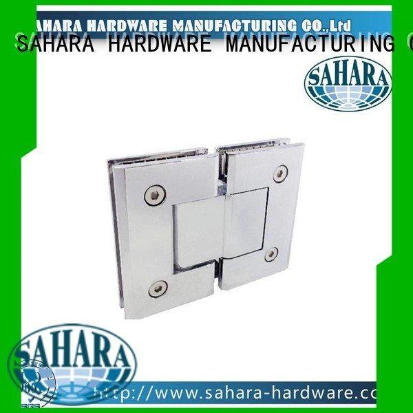 shower door glass glass door hinges SAHARA Glass HARDWARE