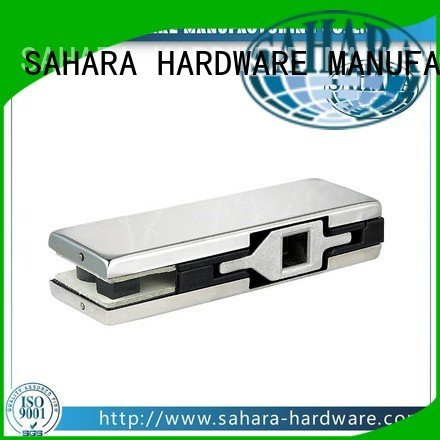 OEM glass door patch fitting SAHARA for patch fitting glass door
