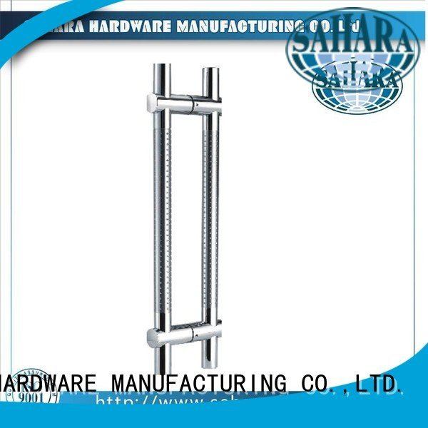 China GAC SSS SAHARA Glass HARDWARE Brand handles for glass doors supplier