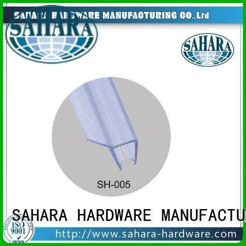 SAHARA Glass HARDWARE shower door seal strip Brass GAC SAHARA glass