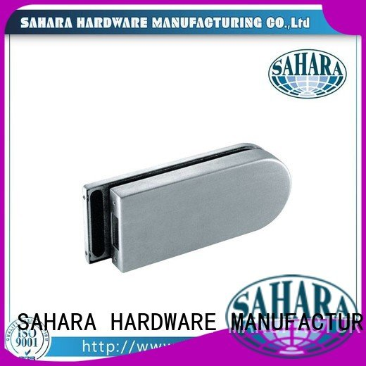 GAC bathroom glass door lock SAHARA Glass HARDWARE commercial glass door locks