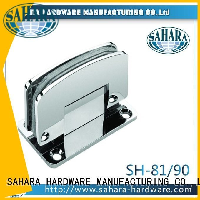 Stainless GAC Steel China SAHARA Glass HARDWARE glass door hinges