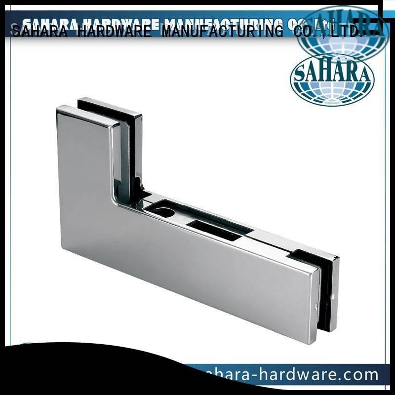 China SAHARA Glass HARDWARE glass door patch fitting