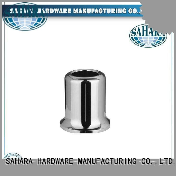 SAHARA Glass HARDWARE ROYMA SAHARA glass connectors GAC Brass