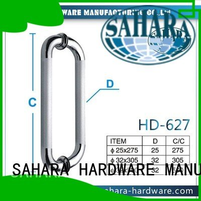 OEM glass handles for doors door China SSS handles for glass doors