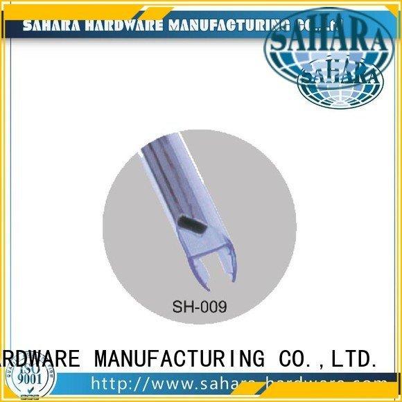 SAHARA Glass HARDWARE shower door seal strip Door glass GAC China