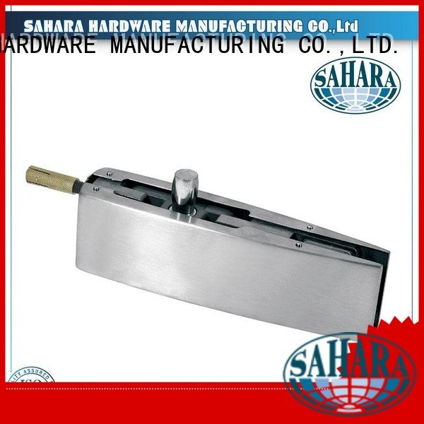SAHARA Glass HARDWARE Stainless steel cover for glass door patch fitting China ROYMA