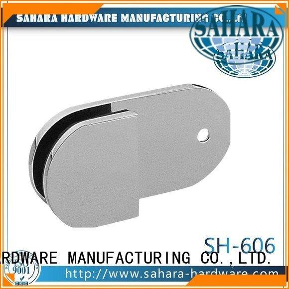 ROYMA glass China glass connectors SAHARA Glass HARDWARE