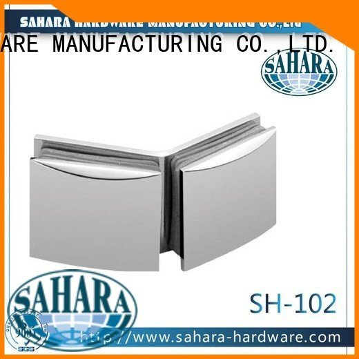 glass to glass connectors SAHARA glass connectors SAHARA Glass HARDWARE Brand