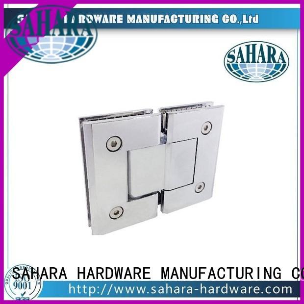 China glass GAC SAHARA Glass HARDWARE Brand glass door hinges manufacture