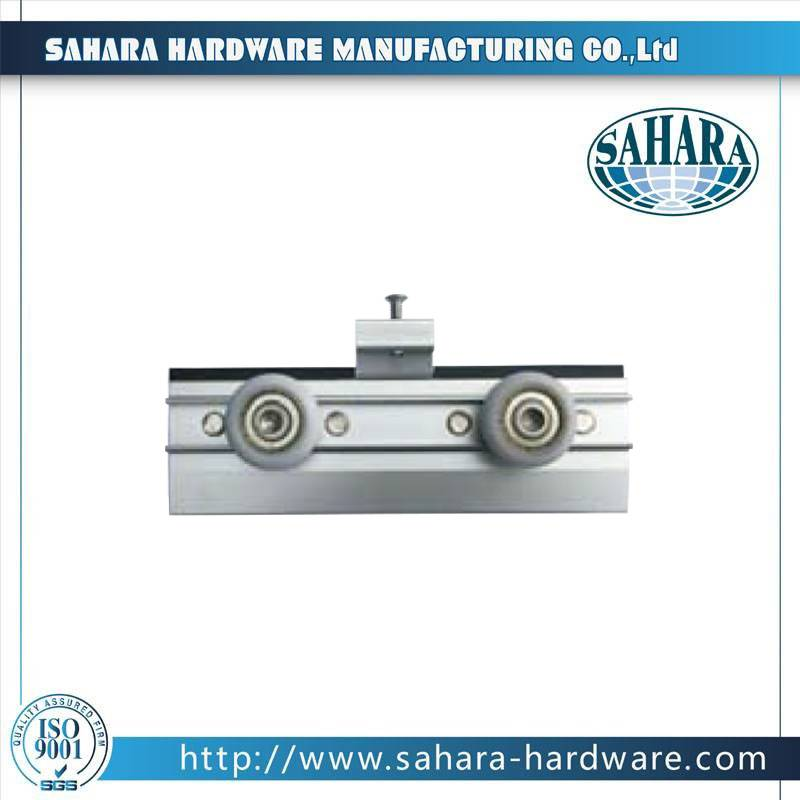 OEM Aluminium Hydraulic Sliding Door Hardware-SL-970SA (Semi-automatic)